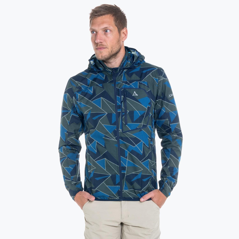 Sch/öffel Herren Windbreaker Jacket Aop M Jacken