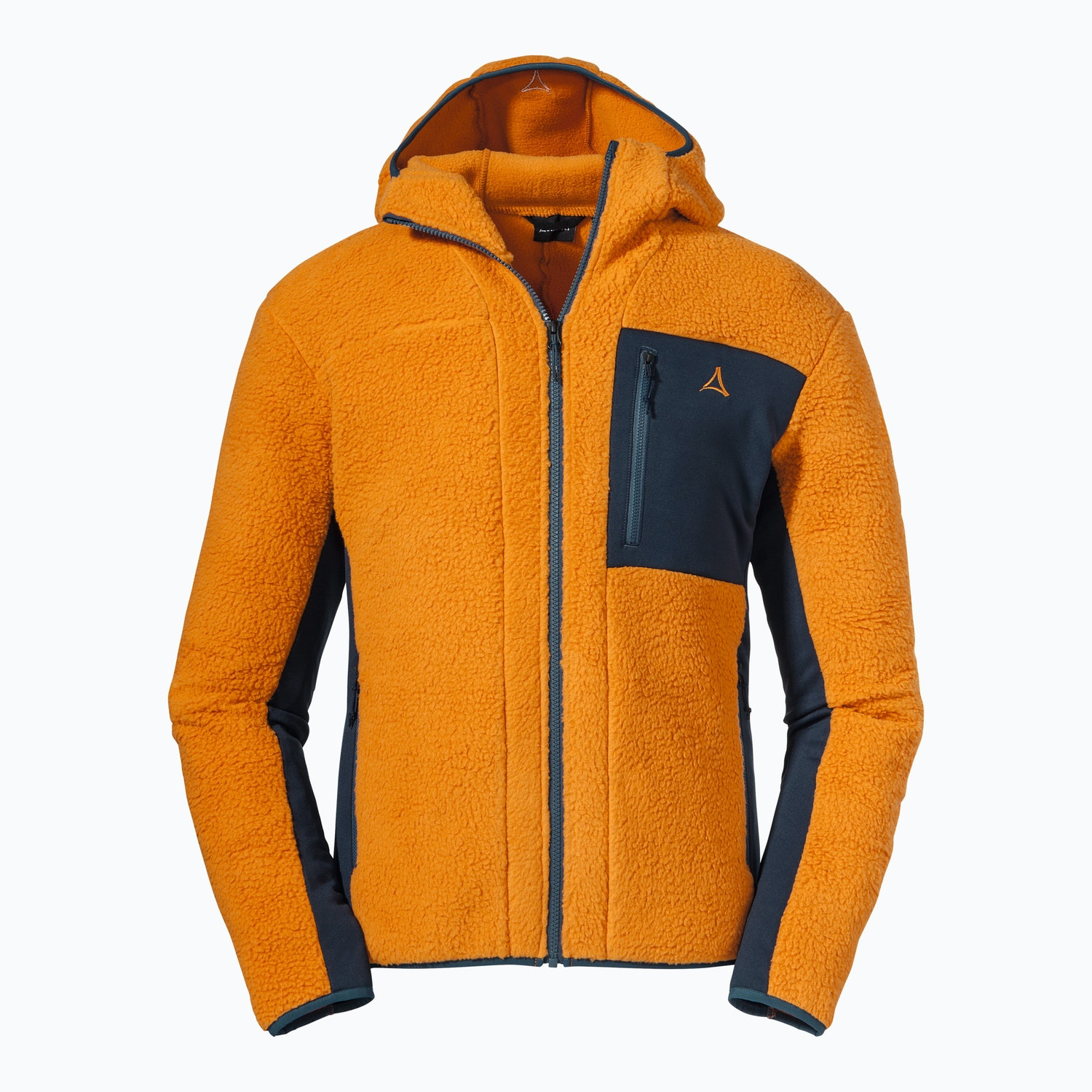 Fleece Hoody Trifide M