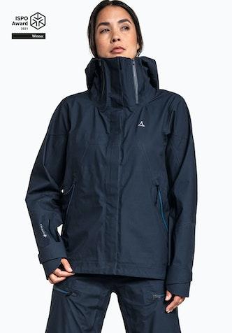 3L Jacket Sass Maor L