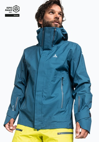 3L Jacket Sass Maor M